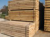 Hardwood  Sawn Timber - Lumber - Planed Timber PEFC - Railway Sleepers, Oak (European), PEFC