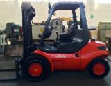Used Linde H45D Front Stacker For Sale in Italy