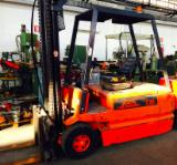Woodworking Machinery Front Stacker - Used Front Stacker For Sale Italy