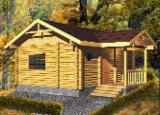 Wood Houses - Precut Timber Framing For Sale - Autumn Garden House