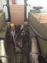 Planing -  Profiling - Moulding, Tenoning Double End Tenoning Machine, Balestrini