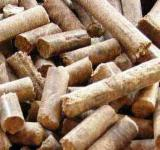 Pellets - Briquets - Charcoal, Wood Pellets, Oak (European)