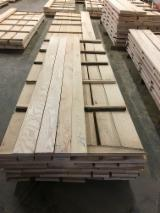 Hardwood  Sawn Timber - Lumber - Planed Timber - White Ash Planks (boards) F 1a from Romania