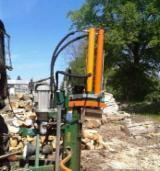 Used 1st Transformation & Woodworking Machinery For Sale - Slicing - Cleaving - Chipping - Debarking, Cleaving Machine