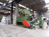 Slicing - Cleaving - Chipping - Debarking, Chipper-Canter, Dianimpianti