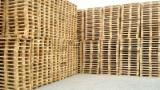 Buy Or Sell Wood Recycled - Used In Good State  - Euro Pallet - Epal, Recycled - Used in good state