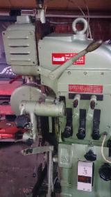 Sharpening and Machine Maintenance, Frame Saw Blade, iseli