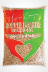 Pellets - Briquets - Charcoal, Wood Pellets, Abete - Faggio