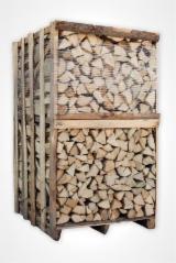 Drvo Za Ogrjev Rascjepan - Ne Rascjepan, Drva Za Potpalu/Oblice Cepane, Rovere; Faggio; Carpino Bianco