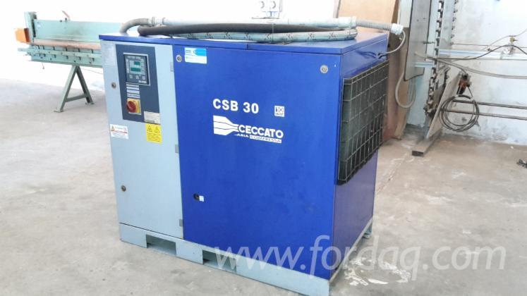 SCREW-COMPRESSOR-with-DRYER---CECCATO-CSB30-10---DLX52