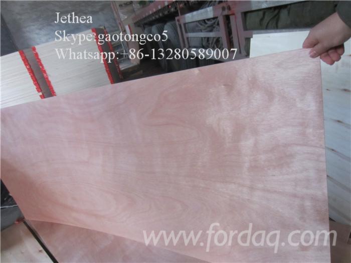 Okume-veneer-plywood-door-skin-2-7mm