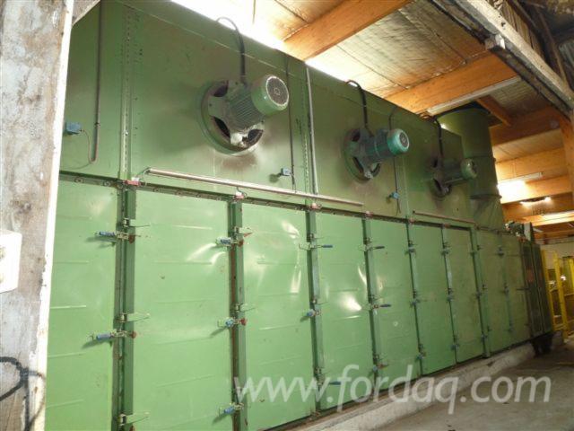 Wood-Treatement-Equipment-and-Boilers--Veneer-Drier