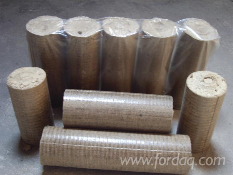 Pellets---Briquets---Charcoal--Wood-Briquets