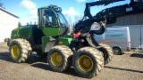 Buy Or Sell Used Wood Forest Tractor France - Skidding - Forwarding, Harvester, John Deere