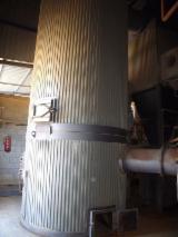 Holzbearbeitungszubehör und Kesselanlagen, Kesselanlagen mit Feuerungen für Holzbrennstoffe, SUGIMAT