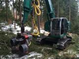 Forest & Harvesting Equipment - Used 2008 Kern Königstiger Harvester in Germany