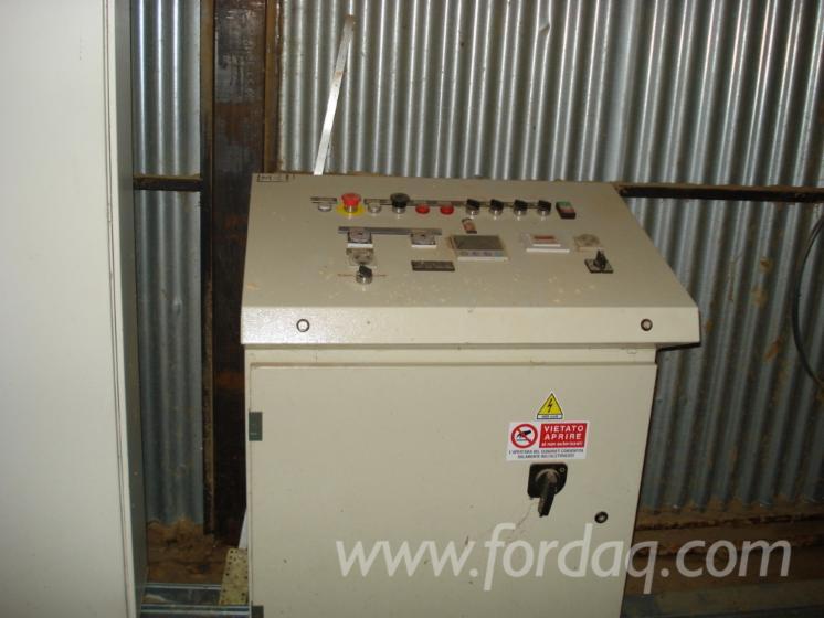 Impianto produzione pellet bollareto for Impianto pellet usato