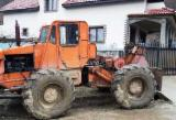 Forest & Harvesting Equipment Romania - Used Articulated Skidder in Romania
