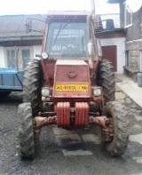 Débardage, Tracteur Forestier