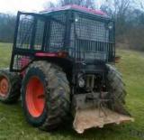 Tractor forestier mtz belarus
