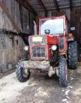 Forest & Harvesting Equipment - Used Forest Tractor in Romania