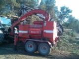 Used Forest Harvesting Equipment - Chipper - Cleaver - Debarker, Hogger, Eschlbock