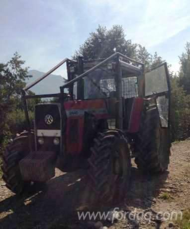 tracteur forestier occasion a vendre
