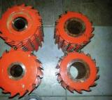Tools & Auxiliaries, Cutters With Bore (Cutters And Cutter Heads)