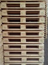 Wooden Pallets For Sale - Buy Pallets Worldwide On Fordaq - Euro Pallet - Epal, New