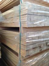 Podłogi - Formy - Elementy Mebli I Budynków Na Sprzedaż - Drewno Lite, Świerk Syberyjski, Elementy Profilowane