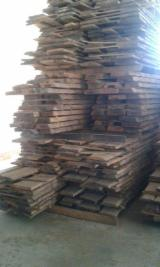 Hardwood  Unedged Timber - Flitches - Boules - Alder Boards in stock