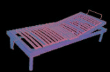 Beech Wood Components - Beech Bed Slats from Romania, Vrancea