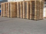 Wood Pallets - Wooden pallets 1300x1000 mm