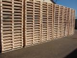 Wooden pallets 1200x800 mm