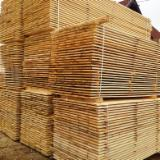 Softwood  Sawn Timber - Lumber - Thermo Treated 22 mm Kiln Dry (KD) Fir/Spruce from Romania, Harghita