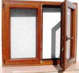 Двері, Вікна, Сходи - Листяні тверді (Європа, Північна Америка), Вікна, Дуб (Черешчатий)