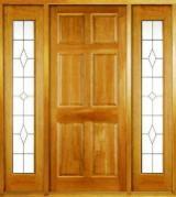 Oak  Finished Products - Oak (European) Doors from Romania