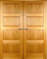 Hardwood (Temperate), Doors, Oak (European)