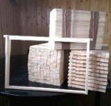 Mouldings - Profiled Timber - Fir (Abies alba, pectinata), rame pentru stupi