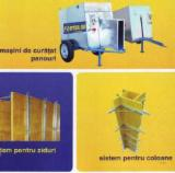 Edge Glued Panels - 3 ply shuttering panel, Fir (Abies alba, pectinata)