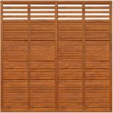 Garden Products - Panel fence 178 x 178 cm (REL178178B)