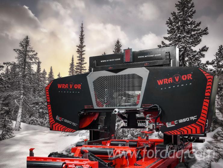 Horizontal-band-saw-WRAVOR-WRC-1250-AC-Black
