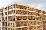 Firelogs - Pellets - Chips - Dust – Edgings For Sale Lithuania - Fresh or dry firewood, firewood in bags