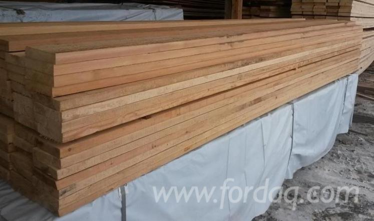 Siberian larch lumber from finland for 6 metre decking boards
