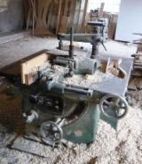 Drilling - Boring - Dowelling - Turning, masina de frezat, ---
