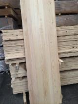 Buy And Sell Edge Glued Wood Panels - Register For Free On Fordaq - Solid wood panel, Spruce (Picea abies) - Whitewood