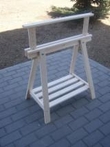 Möbel Zu Verkaufen - Klappbock mit verstellbarer Hoehe
