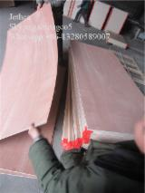 720/820/920*2150*2.5mm okoume plywood door skin panel