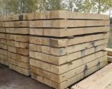 Laubschnittholz, Besäumtes Holz, Hobelware  Zu Verkaufen Slowenien - Schwellen, Eiche
