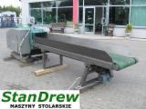 Wood chipper, shredder KLOCKNER to edgings sawmill with feeder